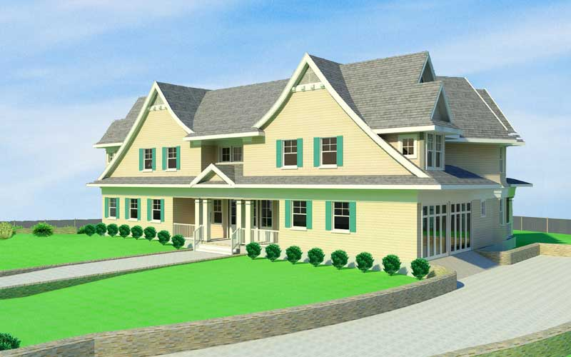 Architectural Site Modeling