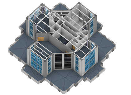 bim consulting service for a commercial building