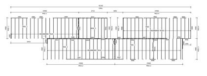 shop drawing of revit structural model