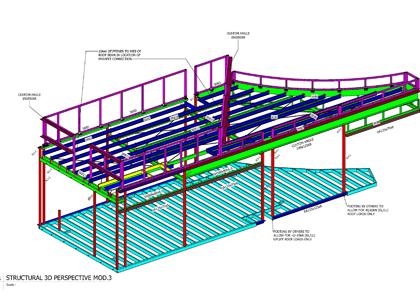 bim prefabrication structural model