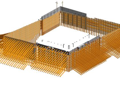3d underground model