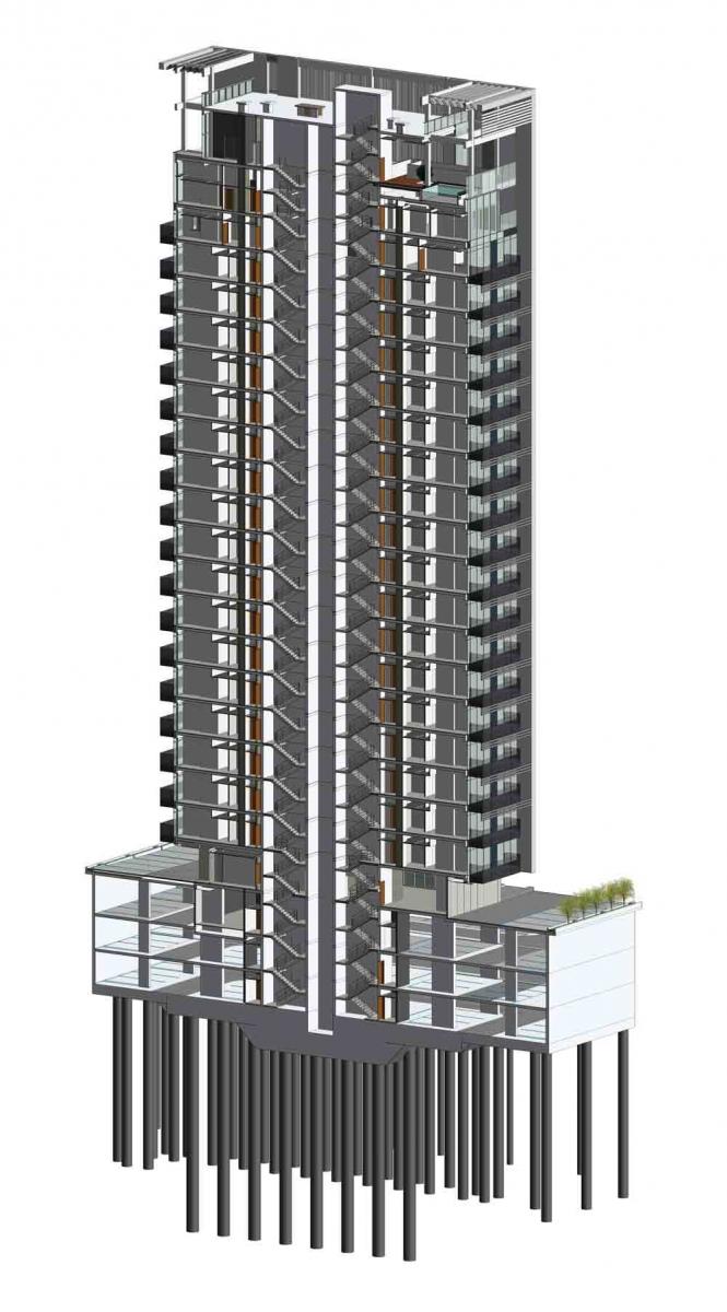 architectural 3d modeling services. Black Bedroom Furniture Sets. Home Design Ideas