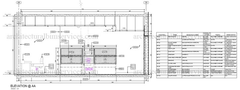 Architectural Drawing Set construction documentation services, cd set - architectural