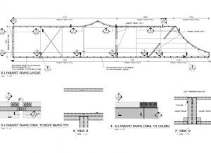 modular bim drawing