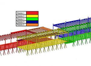 modular bim model