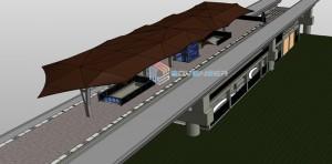 Infrastructure BIM Modeling