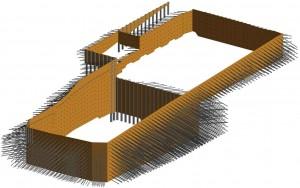 underground infrastructure modeling